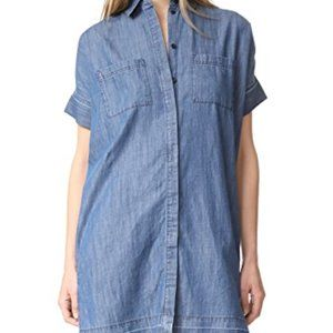 Madewell Denim T-Shirt Dress